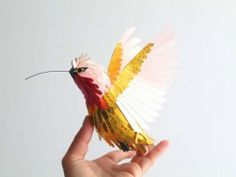 Origami : Oiseaux de papier de Diana Herrera Beltran