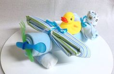 Baby's First Plane - Baby Gift Designs