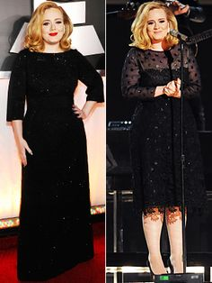 InStyle brings you the latest news on singer Adele, including fashion updates, beauty looks, and hair transformations. Dress Outfits, Fashion Dresses, Prom Dresses, Adele Grammys, Adele Style, Adele Dress, Cute Casual Outfits, Formal Gowns, Indian Outfits