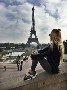 Tour Eiffel - Paris - Trocadero