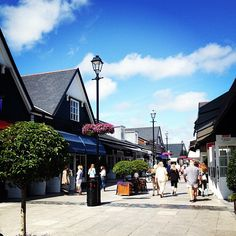 Kildare Village, Ireland