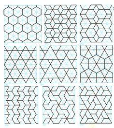 Modèles géométriques.