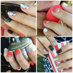 Going Going Gone Tonight - these wraps are perfect for 4th of July AND New Year's Eve   #NailWraps #Manicure #Pedicure #PrettyNails #NailSwag #JamminNailsByKim #NailArt #Beauty #DIYNails #DIYBeauty #DIYNailArt #Nails2Inspire #NailDesign #NonToxic #NonToxicBeauty #CleanBeauty #Vegan #CrueltyFree #TheLittleThings #NailsOfInstagram #Nailstagram #Summer #TBT #ThrowBackThursday #NewYearsEve #4thOfJuly #SummerHoliday #Fireworks #RedWhiteBoom #Jamberry