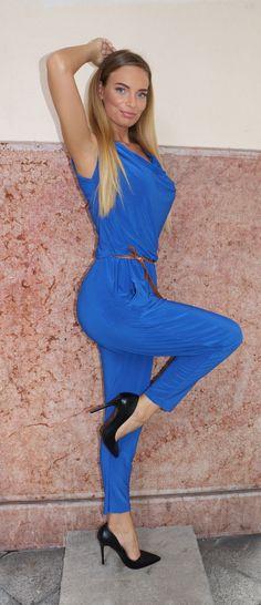 Jumpsuit, Dresses, Fashion, Overalls, Vestidos, Moda, Playsuit, Jumpsuits, Fasion