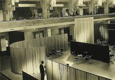 """In 1927 Ludwig Mies van der Rohe together with his professional and personal partner, architect and designer Lilly Reich, was commissioned by the Association of German Silk manufacturers to create a stand for the German Silk industry in the context of the exhibition """"Die Mode der Dame"""" (Women's..."""