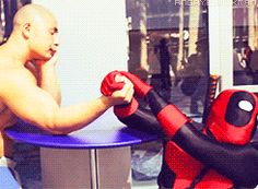 My collection of Deadpool gifs - Imgur