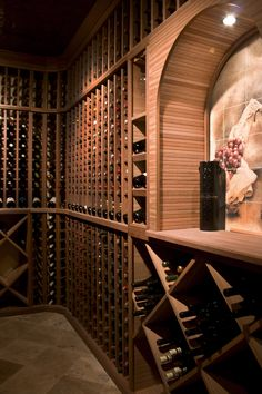 these wine racks are made right here in winerackscons warehouse in new york from mahogany wine cellars traditional wine cellar