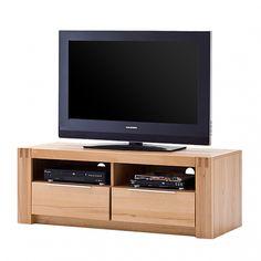 Tv-meubel Vigas I - massief beukenhout - gelakt