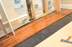 How To Install Laminate Floor @OneProjectCloser