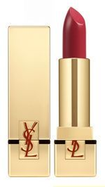 Rouge Pur Couture SPF 15 by Yves Saint Laurent at Bergdorf Goodman. Ysl Lip, Satin Lipstick, Lipstick Shades, Lipstick Colors, Red Lipsticks, Makeup Lipstick, Nude Lipstick, Yves Saint Laurent Lipstick, Saint Laurent Perfume