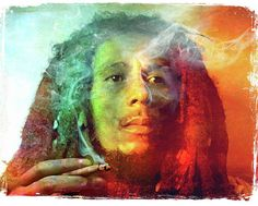 Kaya by Mal Bray - Royalty Free and Rights Managed Licenses Bob Marley Legend, Bob Marley Art, Marley And Me, Robert Nesta, Nesta Marley, Quotes About Photography, Dope Art, Reggae, Fine Art America