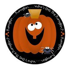 Pumpkin Pumpkin, whose got the pumpkin