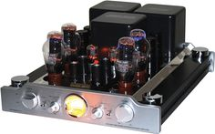 """Audio Space - Reference Integrated Tube Amplifier""…"