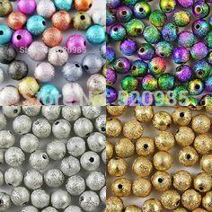SiAura Material Lot de 10 Perles en Bois 30 mm sans Trou Rond Couleur Naturelle pour Bricolage et Peindre