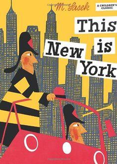 This Is New York: Miroslav Sasek