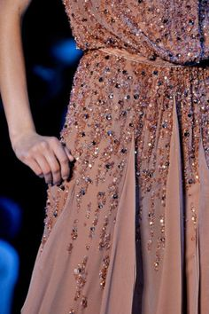 Embroidery and couture