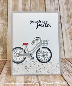 Stamp Scrap and More: Stampin' Up! Bike Ride