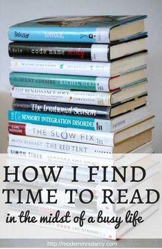 I don't know how other bookworms read like it's their job, but here's how I do it.