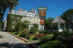 Crescent Hotel Spa In Eureka Springs Arkansas
