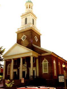 St. Mark Episcopal Church Richmond, VA