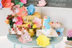 bridal shower inspiration with baebrunch - photo by Artiese Studios http://ruffledblog.com/bridal-shower-inspiration-with-baebrunch