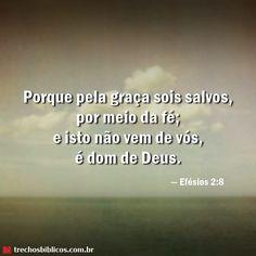 Efésios 2:8