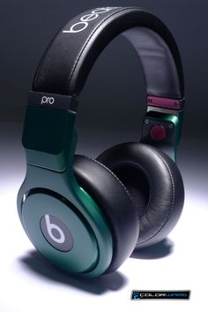 Do you have a pair of Beats Pro headphones on your wish list? Check out the color options in the design studio.