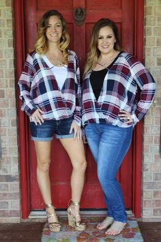 Cross my Heart Top – Thyme & Honey Boutique