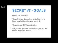 How to Make 2016 your Best Business Year yet - YouTube