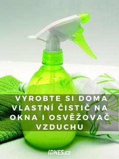 Spray Bottle, Cleaning Supplies, Vodka, Diy And Crafts, Homemade, Home Made, Cleaning Agent, Hand Made