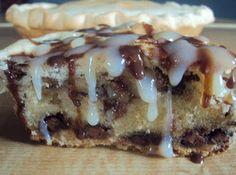 Sky High Cookie Pie Recipe
