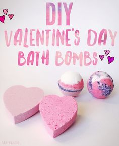this recipe I made the nicest bath bombs for Valentine& Day. ♡ They turn . With this recipe I made the nicest bath bombs for Valentine's Day. ♡ They turn .,With this recipe I made the nicest . Diy Gifts Valentine's Day, Valentine's Day Diy, Valentines For Kids, Valentine Crafts, Valentine Ideas, Christmas Crafts, Diy Valentine's Day Bath Bombs, Bath Boms Diy, Origami