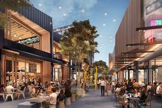 Frasers Property reveals new tenants for Ed.Square Town Centre – Shopping Cent… Frasers Property reveals new tenants for Ed.Square Town Centre – Shopping Centre News Shopping Mall Architecture, Retail Architecture, Commercial Architecture, Architecture Design, Shopping Mall Interior, Shopping Malls, Plaza Design, Mall Design, Retail Design