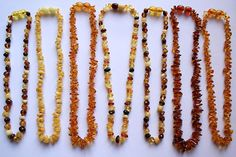 I love these amber teething necklaces, I give one as a gift to my doula baby's!