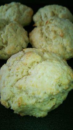 Crunchy Drop Biscuits - BigOven 76292