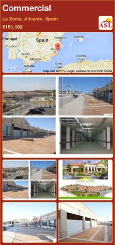 Commercial for Sale in La Zenia, Alicante, Spain - A Spanish Life Alicante Spain, Spanish, The Unit, Green, Projects, Life, Log Projects, Spanish Language