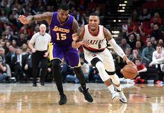 Los Angeles Lakers vs. Portland Trail Blazers - 1/10/17 NBA Pick, Odds, and Prediction