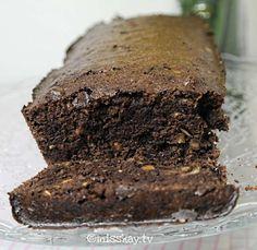 Schoko-Nuss-Kuchen für Pessach (Paleo/Zuckerfrei) • misskay.tv **** Glutenfrei und ohne Mehl****