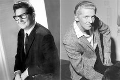 Roy Orbison, Jerry Lee Lewis Reissues Coming on Third Man Records 50s Music, Jerry Lee Lewis, Roy Orbison, Jack White, Lucille Ball, Steve Mcqueen, Greatest Songs, Motown, American Singers
