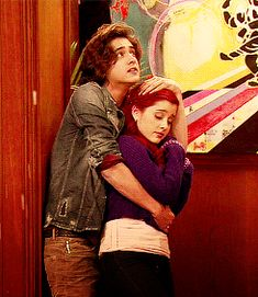 I love how Beck was protected Cat they had such a Brother and Sister relationship.