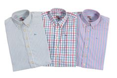 Camisa Botón Oxford