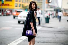 THE BEST OF NEW YORK FASHION WEEK STREET STYLE Spring 2016 | DAY 1 | The Impression