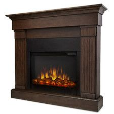 Slim Crawford Electric Fireplace
