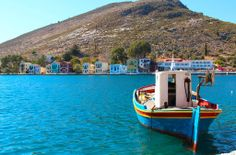 Pure & Simple: A Day Trip to the Greek Island of Meis to Kas