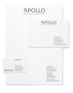 Identity. Apollo Magazine