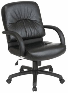 "This desk chair offers great back support and is so comfortable! Good quality, only $25! Check it out under ""chairs"" on www.vbay.com!"