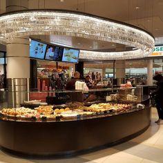 Pilatusmarkt Kriens Confiserie Bäckerei Restaurant Kaffee Bachmann