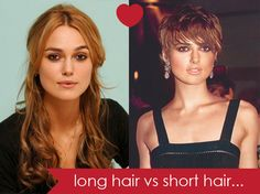 long hair is better than short hair