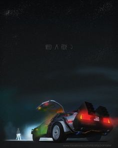 """Cult Cars"", a series of beautiful illustrations by Nicolas Bannister, paying tributes to the cult cars from movies or TV shows, as the classic from Ghostbusters and the DeLorean from Back to the Future. Famous Movie Cars, Iconic Movies, Great Movies, The Future Movie, Back To The Future, Future Car, Film Cars, Cinema Tv, Marty Mcfly"