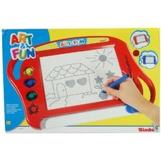 Simba 106330277 - Magic Drawing Board, Zaubertafel, sortiert von Simba 4.1 von 5 Sternen Alle Rezensionen anzeigen (30 Kundenrezensionen) Like (3) Preis: EUR 6,99